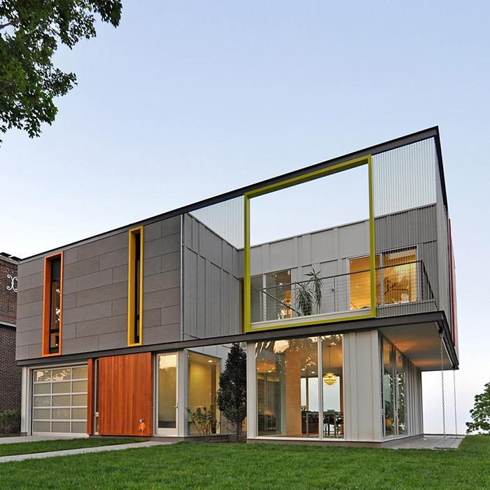 Komfortné bývanie v dome v harmonickom prostredí zelene. To je náš nový projekt v lokalite Senec juh – Čierna voda