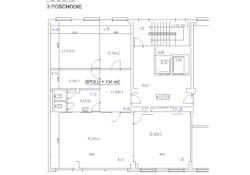 AB DOAS - 3.poschodie - 134 m2