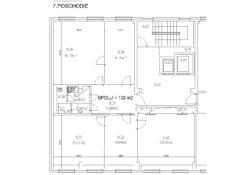 AB DOAS - 7.poschodie - 132 m2