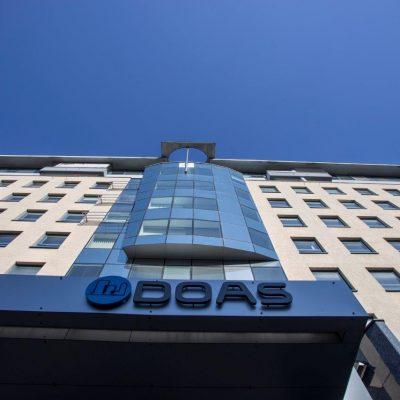 Ponuka kancelárií - administratívna budova DOAS