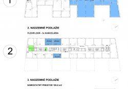 PO Viktoria - admininstratívne priestory 2.-4.NP_volné na prenájom 23_4_2020