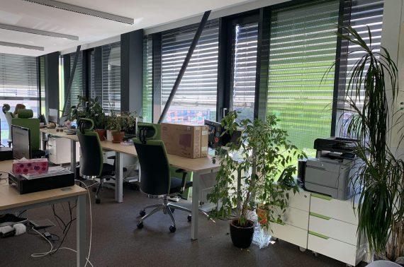 Ergonomické kancelárie