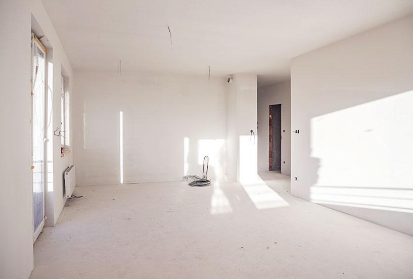 Omietka interiér